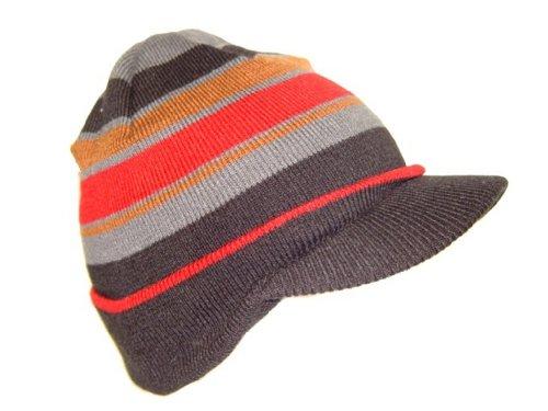 phat-farm-ski-chullo-beanie-visor-hat-cap