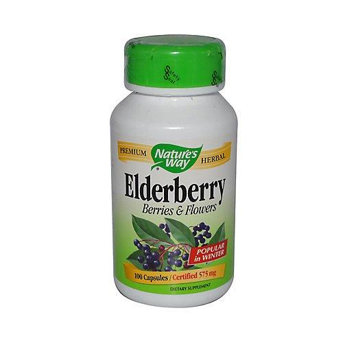 Nature S Way Sambucus For Kids Bio Certified Elderberry  Ounce