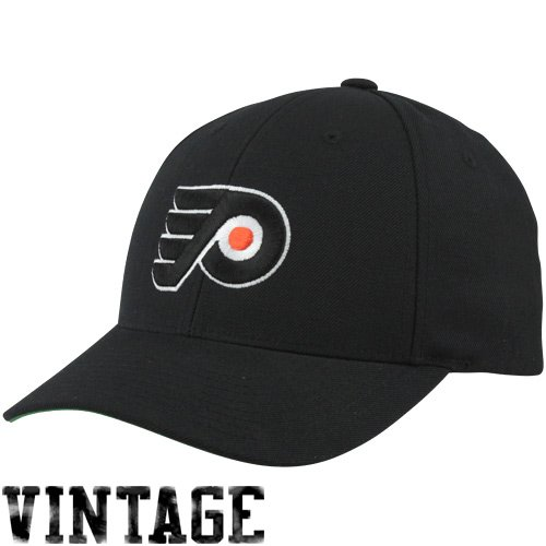 Mitchell and Ness - Philadelphia Flyers Wool Hat in Main Team Color, Size: O/S, Color: Main Team Color at Amazon.com