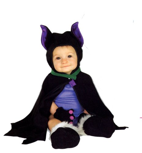 Rubie's Lil' Bat costume ages 3 to 12 months