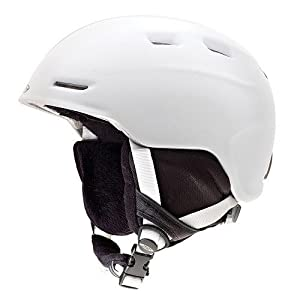 Smith Optics Zoom Junior Helmet, Youth Medium, White
