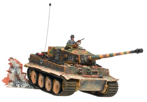 Buy Low Price Forces of Valor German Tiger I – Normandy, 1944 Figure (B0006NAQCS)