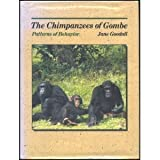 The Chimpanzees of Gombe: Patterns of Behavior (0674116496) by Jane Goodall