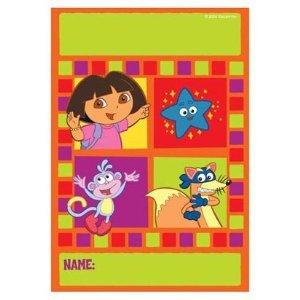 Dora the Explorer Treat Sacks 8ct