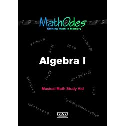 MathOdes: Etching Math in Memory: Algebra 1