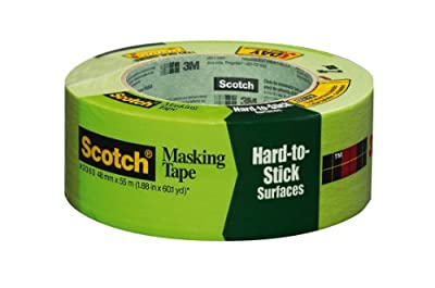 Scotch Rough Surface Painter's Tape, 0.70 inch x 60 Yard, 2060, 1 Roll