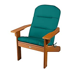 "Amazon Sunbrella Adirondack Chair Cushion 47""x22""x3"