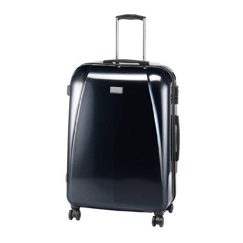 ESPRIT Trolley Koffer Polycarbonate, black, 77x53x31, 10170