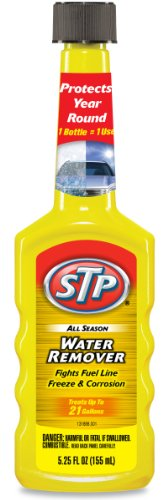 STP 78572 All Season Water Remover - 5.25 oz.