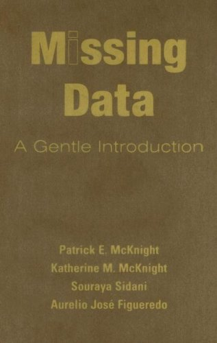 Missing Data: A Gentle Introduction (Methodology In The Social Sciences)