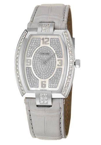 Concord La Scala Women's Quartz Watch 0310897