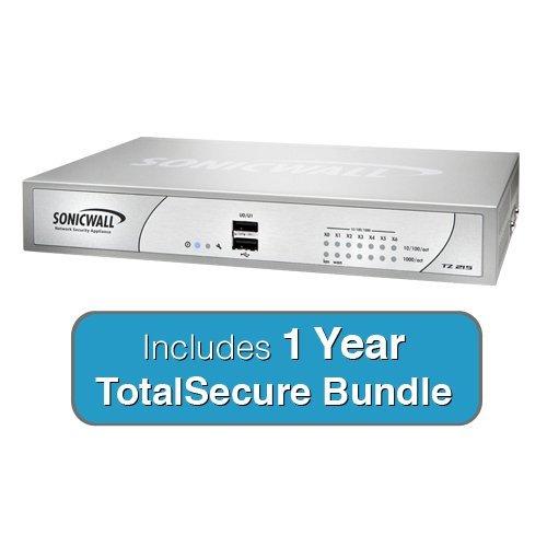Sonicwall Tz 215 Totalsecure Bundle Includes Tz215