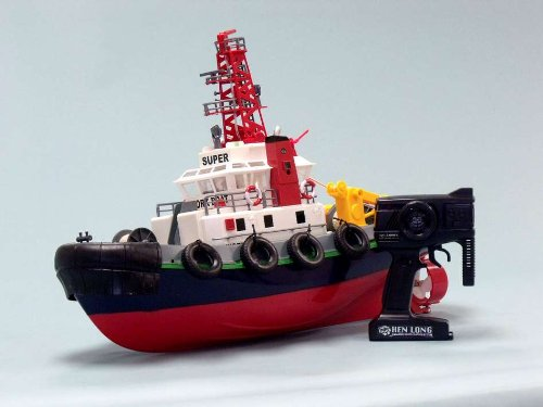 Harbor Tugboat 24