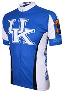 NCAA Kentucky Wildcats Cycling Jersey by Adrenaline Promotions