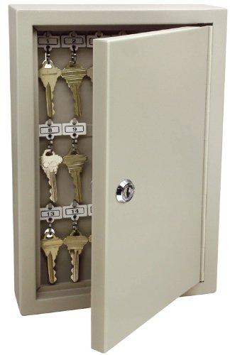 Kidde AccessPoint 001801 Key Entry Pro Key Locker, Clay, 30 Key