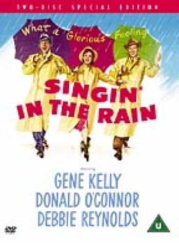 Singin' In The Rain (2 Disc Special Edition) [DVD] [1952]