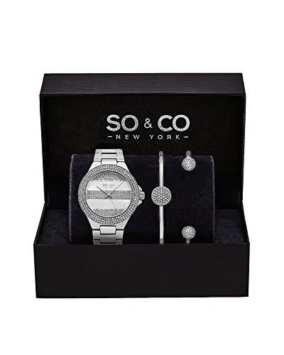 So & Co new York Reloj de cuarzo Woman 39 mm