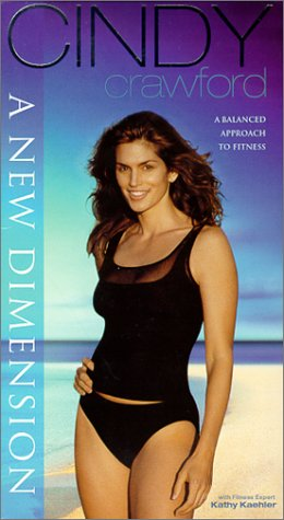 Cindy+Crawford%3A+A+New+Dimension+%5BVHS%5D