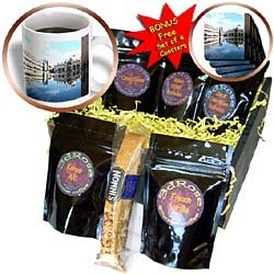 Vacation Spots - Piazza San Marco Venezia Italy - Coffee Gift Baskets - Coffee Gift Basket