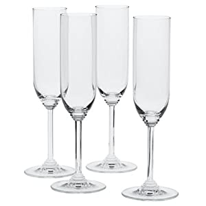 Riedel Wine Series Champagne Glasses, Set of 4