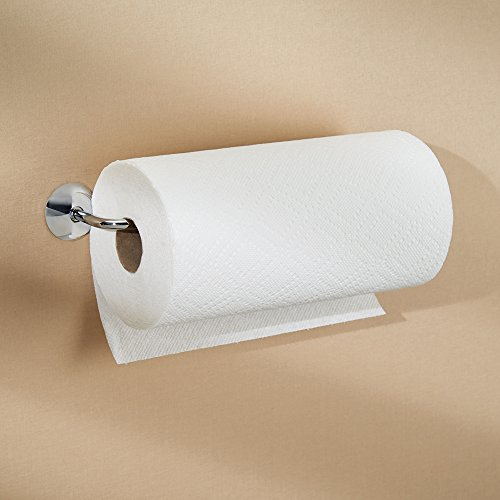 Interdesign classico paper towel holder for kitchen for Bathroom napkin holder