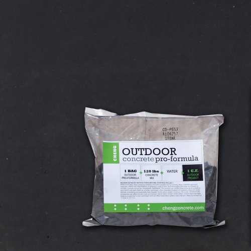 Cheng Outdoor Concrete Pro-Formula - Charcoal
