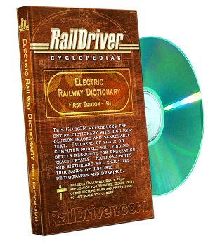 1911 Electric Railway (Trolley) Dictionary