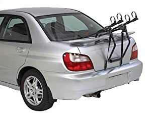 Schwinn 2 Bike Trunk Mount Rack Amazon Com