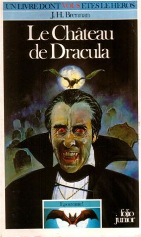 Épouvante, tome 1 : Le Château de Dracula