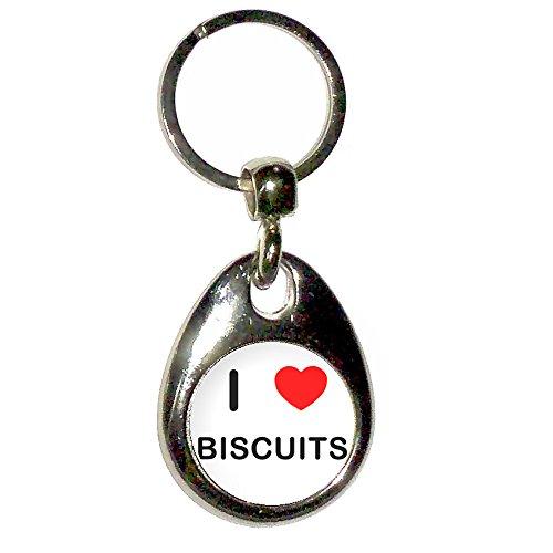 i-love-heart-biscuits-chrome-larme-goutte-en-forme-de-cle-a-double-face