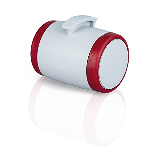 Flexi Multi Vario Box per Treats / Poop Borse, rosso