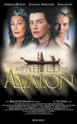 Die Nebel von Avalon [VHS]