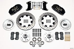 Wilwood 140-10510-D Front Disc Brake Kit for honda cb600f cb900f hornet cb1000r motorcycle upgrade front brake system radial brake master cylinder