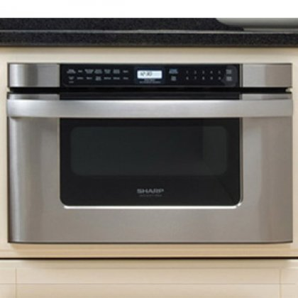 Sharp Kb 6524ps Insight Pro Stainless 24 Microwave Drawer