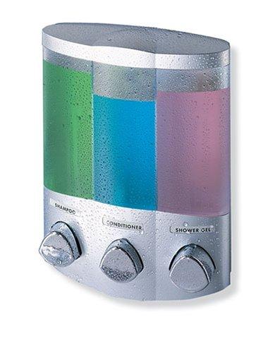 Bathroom Shower Gel Soap Shampoo Conditioner Lotion Push