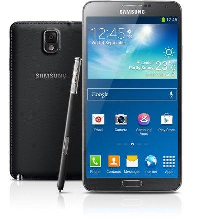 Samsung Galaxy Note 3 Smartphone, Samsung Italia, Nero