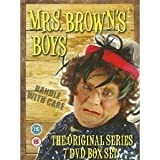 Mrs Browns Boys Complete DVD Box Set Collection: Part 1, Part 2: The Last Wedding, Part 3: Believe It Or Not, Part 4: Good Mourning Mrs. Brown, Part 5: Triple Trouble!, Part 6: How Now Mrs. Brown, Part 7:The Seven Year Itch