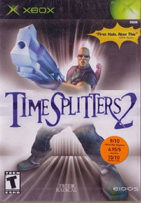 41N0XWQZFFL Buy  Time Splitters 2