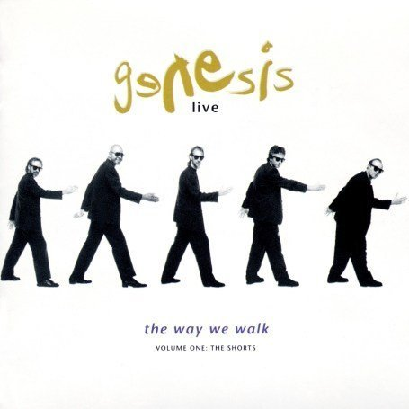 Genesis - The Way We Walk Vol.1: Genesis Live/the Shorts - Zortam Music