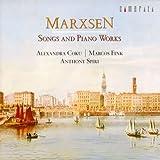 マルクスゼン:歌曲とピアノ