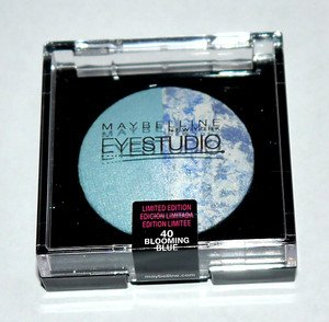 Maybelline Jade Eyestudio color cosmos duo Lidschatten (limited edition) NB 40 Blooming Blue
