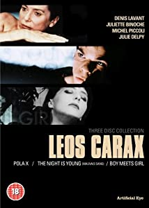The Leos Carax Collection [DVD]
