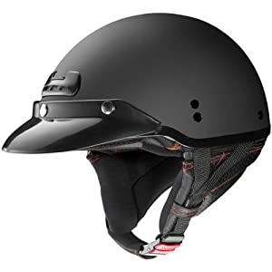 Nolan Supercruise Helmet (Flat Black, Small)