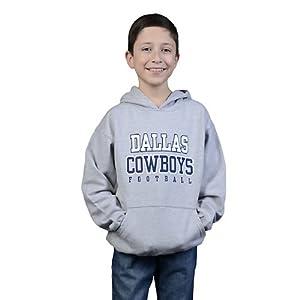 Dallas Cowboys Youth Practice Hoody from Dallas Cowboys