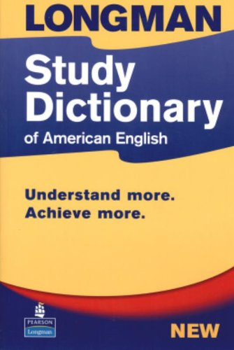 Longman, Study Dictionary of American English (First...