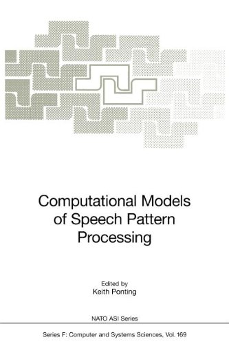 Computational Models of Speech Pattern Processing (Nato ASI Subseries F: (closed))