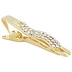 Veera Paridhaan Stylish Golden Tie Pin for Men