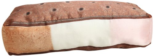 Wow! Works Ice Cream Sandwich Pillow (646521) (Ice Cream Furniture compare prices)