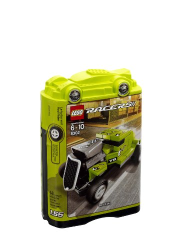 Lego Tiny Turbo 8302 Rod Rider - 1