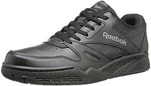 Reebok Men's Royal BB4500 Low Basketball Shoe,Black/Shark,15 M US